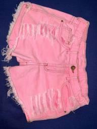 Short rosa Zara