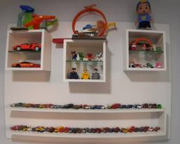 Estante multiuso brinquedo