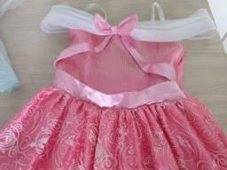 Vestido Disney Princesas