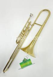 Trombone de Pisto Weril F671 Sib Curto Semi-Novo