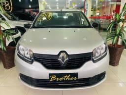 Renault Logan Aut 1.0 Completo 2020