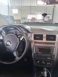 VW novo fox 2016 1.0 confortline .completo