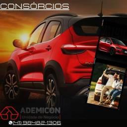 Título do anúncio: Consórcios de veículos