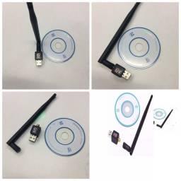 Antena usb adaptador wifi