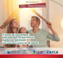 Residencial José Antônio Sacomani - Empreendimento novo em Penápolis/SP
