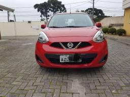 Título do anúncio: Nissan march 1.0