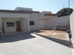 Casa nova 3qtos perto da prefeitura terreno 271m2