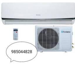 Técnico de ar condicionado