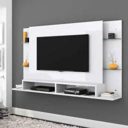 "Painel R409 para TV 55"" mobler 1,83 M. Entrega 1 dia útil"