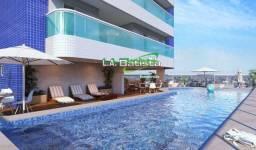 Apartamento à venda com 2 dormitórios em Aviação, Praia grande cod:977