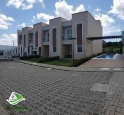Sobrado à venda, 97 m² por R$ 296.200,00 - Centro - Eusébio/CE