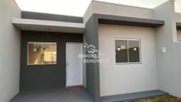 Casa com 2 dormitórios para alugar, 50 m² por R$ 1.150,00/mês - Jardim Residencial Catarat