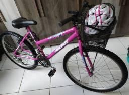 Bicicleta Wendy aro 26 SEMI NOVA