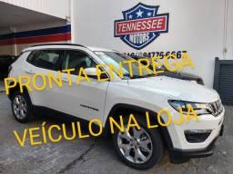 COMPASS 2021/2021 2.0 16V FLEX LONGITUDE AUTOMÁTICO
