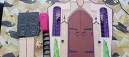 Título do anúncio: Kit Monster High completo