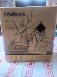 Vendo telefone IP da Intelbras.