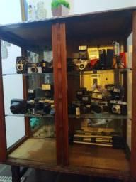 Coleção máquinas fotográficas coleção