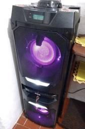 Caixa de som torre PCX16000