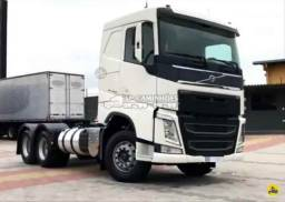 Volvo fh 460 6x2 2016 com bitrem graneleiro noma com parcelas