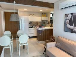 Título do anúncio: Flat com 2 dormitórios à venda, 64 m² por R$ 850.000,00 - Praia Muro Alto - Ipojuca/PE