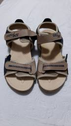 Sandália papete infantil Menino tamanho 30 Nova