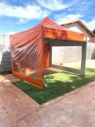 Tenda Barraca/Sanfonada - vários tamanhos