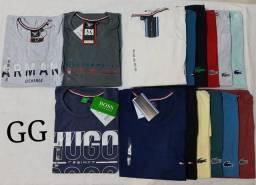 Título do anúncio: Camisas Peruanas malha 40.1