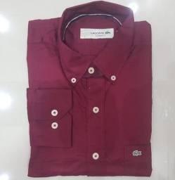 Título do anúncio: camisa social botao marcas importadas original