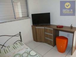 Apartamento com 2 dorms, Santa Rosa, Belo Horizonte - R$ 260 mil, Cod: 399