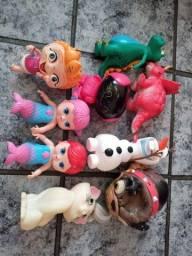Lote de brinquedos( cada lote 50)