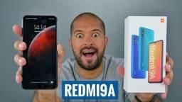 Título do anúncio: SmartPhone Redmi 9A 32GB Lacrado de Fabrica - Pronta Entrega