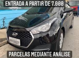 Hyundai HB20 Flex (PARCELAMOS)