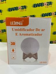 Título do anúncio: Umidificador de ar e aromatizador
