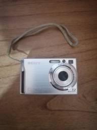 Máquina fotográfica digital