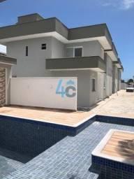 Apartamento com 2 dormitórios à venda, 84 m² por R$ 297.000 - Coroa Vermelha - Santa Cruz