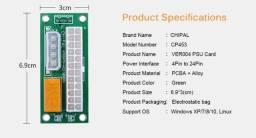 Título do anúncio: ADD2PSU - Adaptador para ligar 2 fontes PC