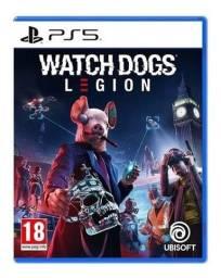 Watch Dogs Legion Ps5 Pt-br - Midia Fisica