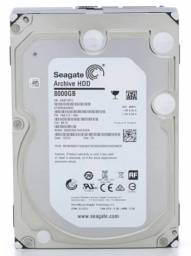 HDD 8TB Seagate Archive - Ideal para Grandes Backups ou CFTV