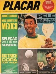 Coleção completa Revista Placar Digitalizada