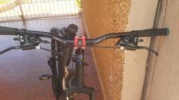 bicicleta caloi foxt