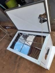 Fabricamos caixas térmicas inox ou galvanizada