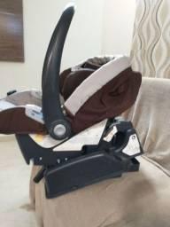 Vendo bebê conforto com três regulagem