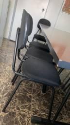Título do anúncio: Cadeiras e longarinas