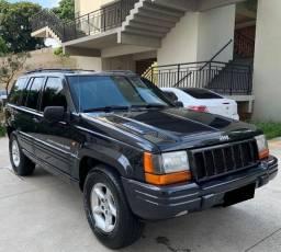 Jeep Grand Cherokee Limited LX - Exemplar de Colecionador