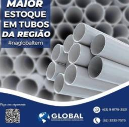 Título do anúncio: Tubo/Cano de água e esgoto, conexões, caixa d água
