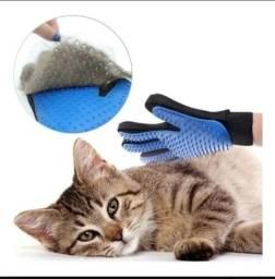 Luva nano magnética para cães e gatos