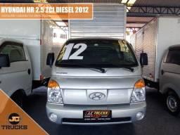 Hyundai HR 2.5 TCI Diesel 2012