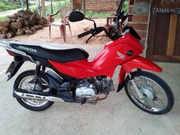 Vendo está pop 110 ano 2019 valor 8.200