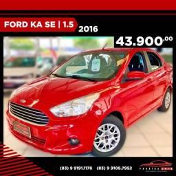 Título do anúncio: Ka Se Sedan 1.5 - 2016
