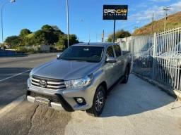 Toyota Hilux CD diesel STD completa